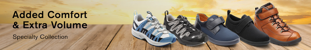 Diabetic Specialty Shoes