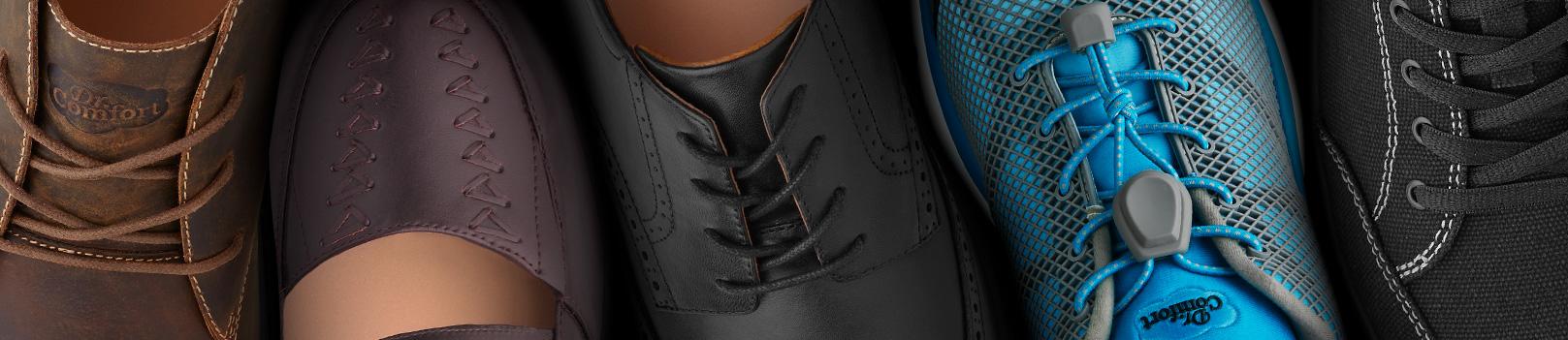 About Dr. Comfort Diabetic Shoes