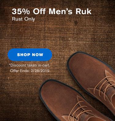 35% Off Ruk