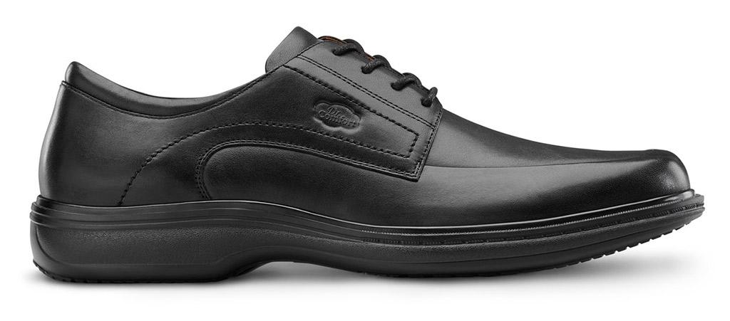 Dr Comfort Classic Mens Dress Shoe Leather Dr Comfort