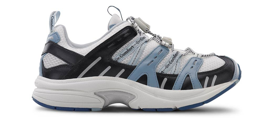 Dr Comfort Womens Refresh Berry Diabetic Athletic Shoes
