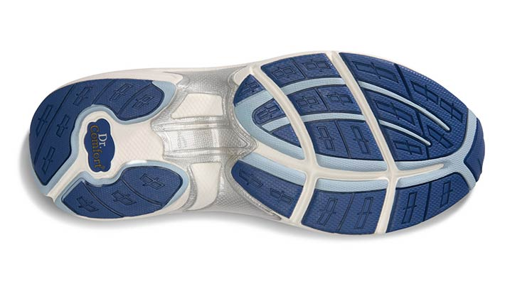 bce2019355eb Dr. Comfort Women s Refresh Athletic Diabetic Shoe - Medium