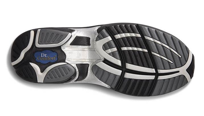 4ec7382d20fa22 Dr. Comfort Men s Winner Athletic Shoe - Champion Diabetes Shoe