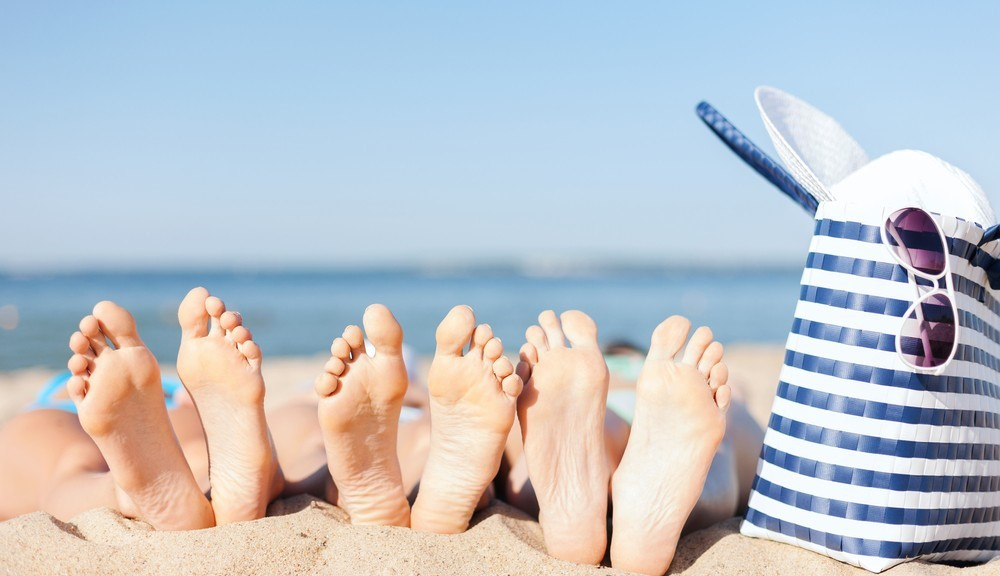 Tips for Happy Summer Feet