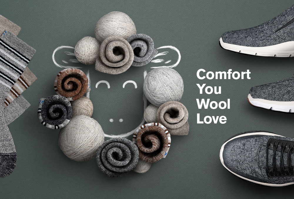 Comfort You Wool Love
