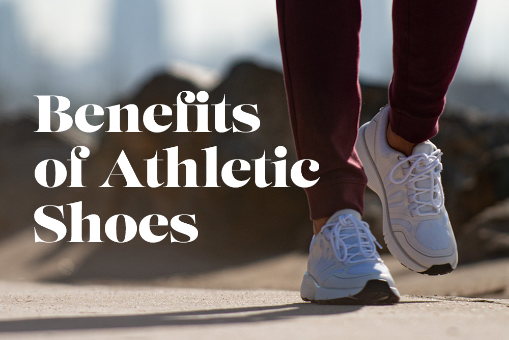 Benefits of Athletic Shoes