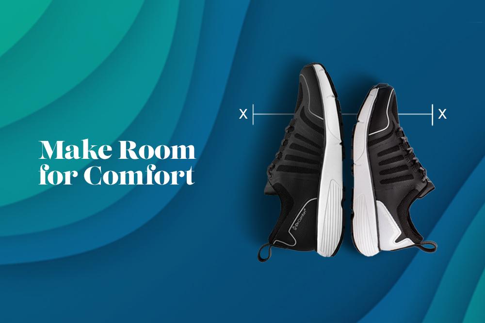 Double Depth Shoes - Gordon & Grace X