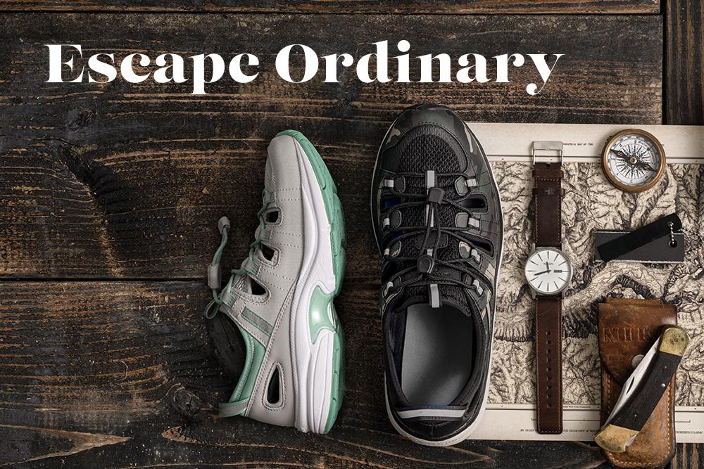 Marco & Amelia - Escape the Orderinary